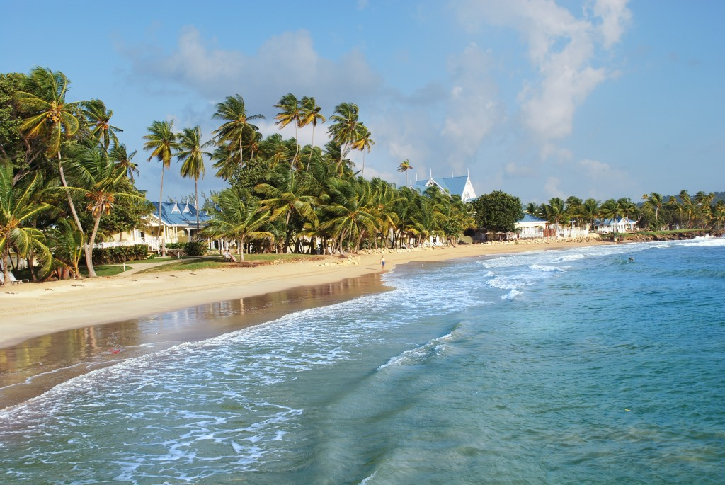 Turtle Beach Resort Tobago Photos