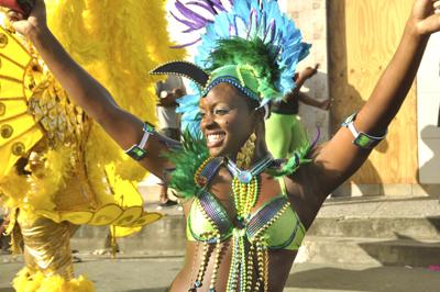 Carnival - Tobago style