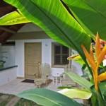 Kariwak, garden room exterior, Tobago