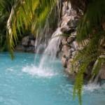 Kariwak waterfall jacuzzi, Tobago